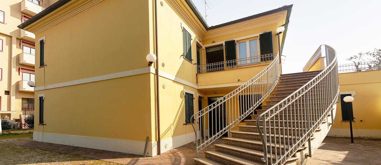 Residence in Fano